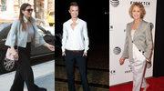 Spodnie glamour