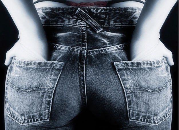 Spodnie stały się atrybutem wolności /© Panthermedia