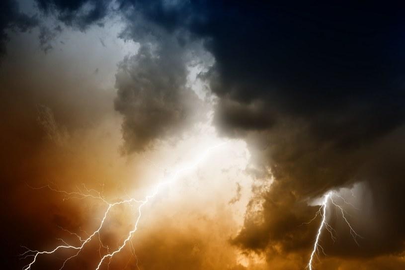 Spodziewane są gwałtowne burze i gradobicia /123RF/PICSEL