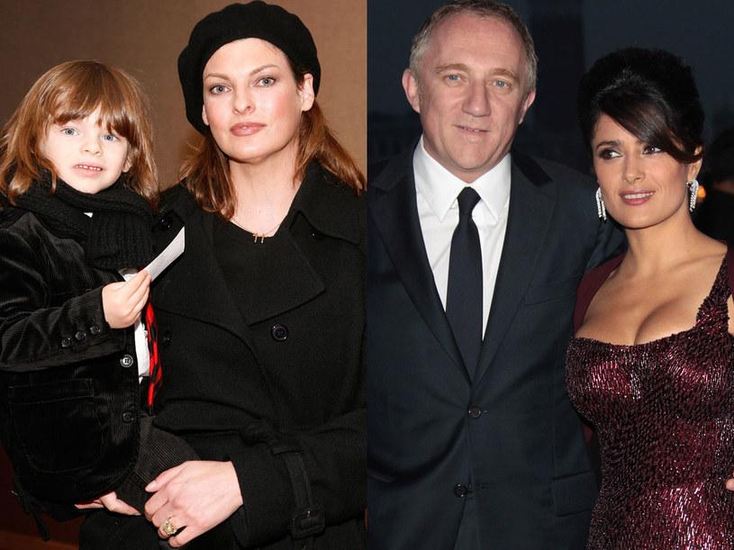 Spokój w małżeństwie Salmy i François-Henriego został zakłócony  /Getty Images/Flash Press Media