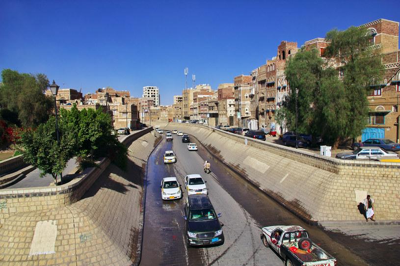 Spokojne życie w Jemenie odeszło do przeszłości (na zdj. stolica w 2012 roku) /123RF/PICSEL