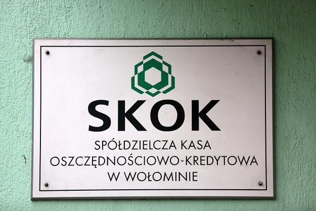 Spółdzielcza Kasa Oszczędnościowo-Kredytowa w Wołominie /PAP