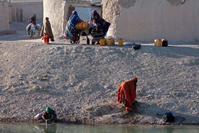 Społeczeństwo w Afganistanie zdominowane jest przez mężczyzn /Javed Tanveer /AFP