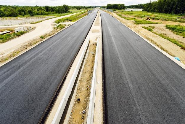 Spółka chce kar umownych za budowę odcinka autostrady A4. Fot. Piotr Tracz /Reporter
