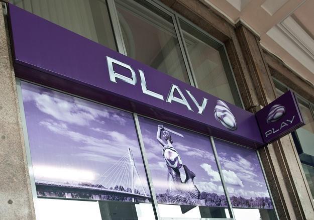 Spółka P4, operator sieci Play, została ukarana przez UOKiK. Fot. BARTOSZ KRUPA /Agencja SE/East News