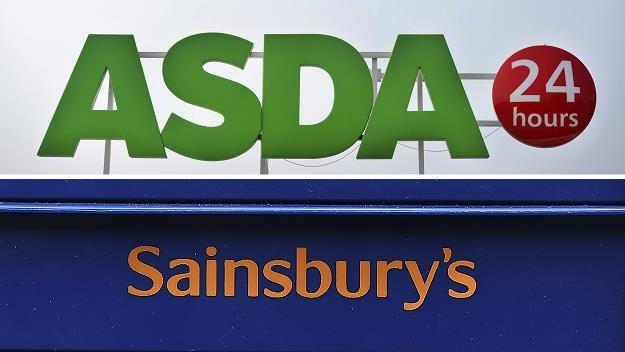Spółka Sainsbury ogłosiła, że kupi od Walmarta sieć sklepów Asda /EPA