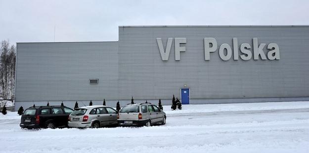 Spółka VF Polska wybudowała swoją fabrykę w Łodzi kilka lat temu /fot. Andrzej Zbraniecki /Agencja SE/East News