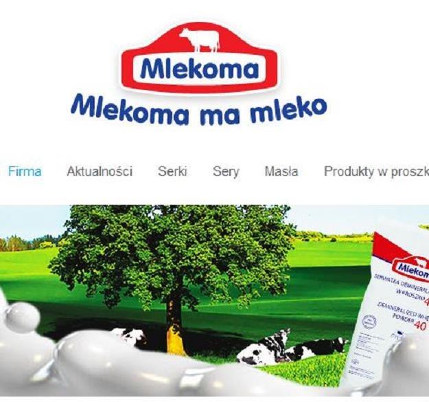 Spółka z Kuwejtu chce przyjąć polską mleczarnię Mlekoma /Informacja prasowa