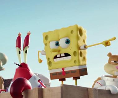 """SpongeBob: Na suchym lądzie"" [trailer]"