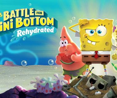 SpongeBob SquarePants: Battle for Bikini Bottom – Rehydrated - recenzja