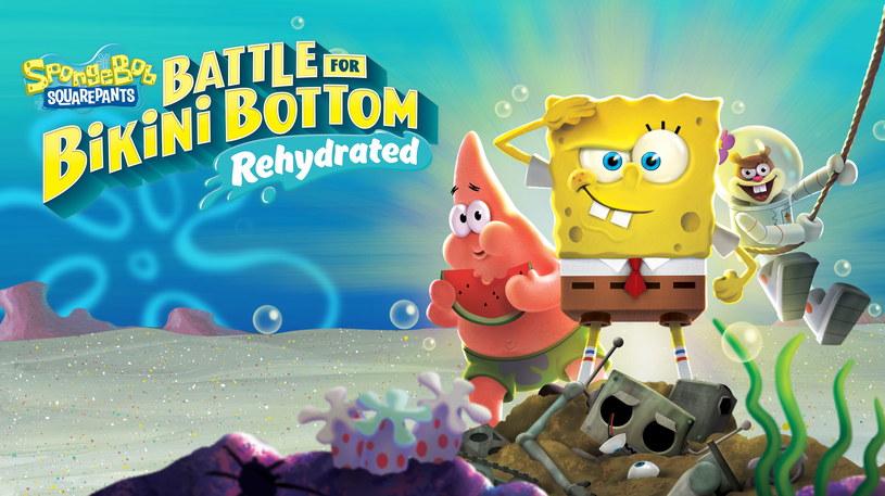 SpongeBob SquarePants: Battle for Bikini Bottom - Rehydrated /materiały prasowe