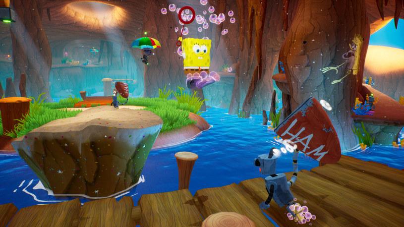 SpongeBob SquarePants: Battle for Bikini Bottom /materiały prasowe