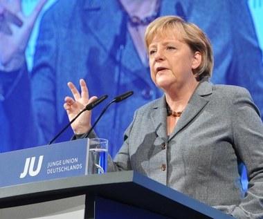 Spór o imigrantów - Merkel podgrzała atmosferę
