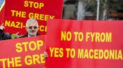 Spór o nazwę Macedonii. 100 tys. ludzi na ulicach