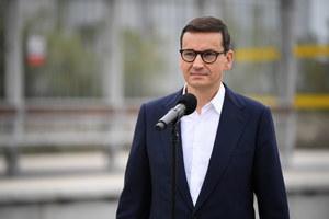 Spór o Turów. Premier Mateusz Morawiecki: Ciężko się będzie dogadać przed wyborami w Czechach