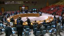 Spór USA i Rosji na posiedzeniu Rady Bezpieczeństwa ONZ