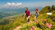 Sport i zabawa w Alpach Kitzbühelskich