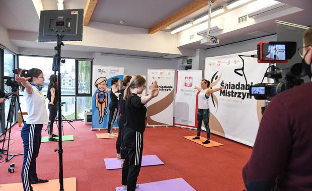 Sport jest Kobietą. Rusza nowy projekt Otylii Jędrzejczak - Śniadanie Mistrzyń