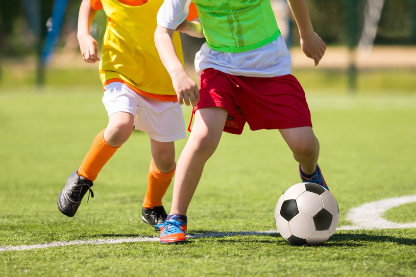 Sport powinien być dobrą zabawą, a nie źródłem stresu /123RF/PICSEL