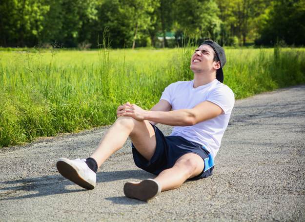 Sport to zdrowie? Nie zawsze... /123RF/PICSEL
