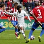Sporting Gijon - Real Madryt 2-3 w 32. kolejce Primera Division