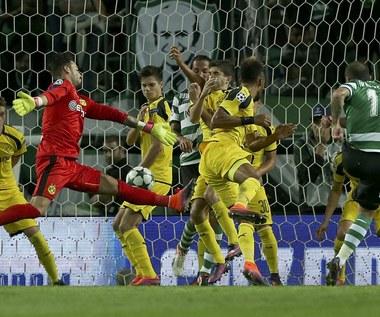 Sporting Lizbona - Borussia Dortmund 1-2 w Lidze Mistrzów