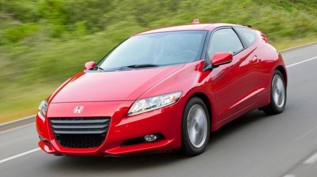 Sportowa hybryda? Honda CR-Z udowadnia, że takie połączenie jest możliwe. /Honda