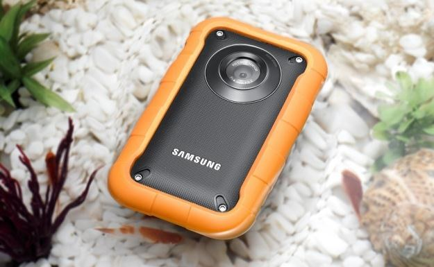 Sportowa kamera Samsung W350 /materiały prasowe