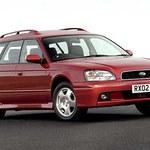 Sportowe kombi Subaru