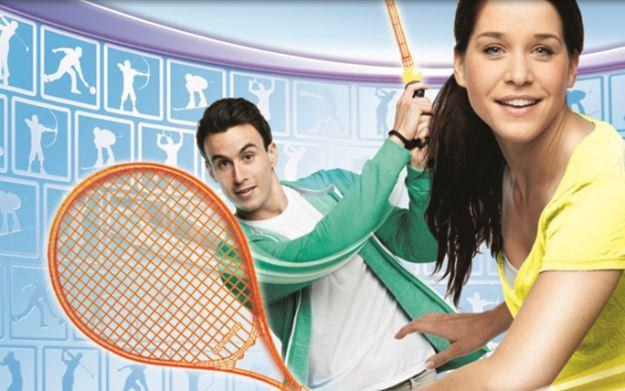Sports Champions 2 - motyw graficzny /