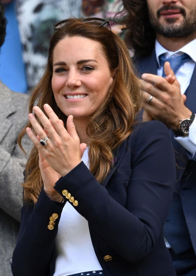 Sporym zainteresowaniem prasy cieszył się incydent z udziałem księżnej Kate / Karwai Tang / Contributor /Getty Images