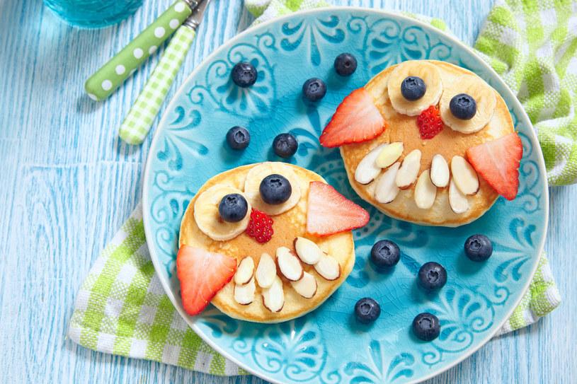 Sposób na niejadka? Spróbuj udekorować jedzenie tak, by przypominało mu ulubione zwierzątka lub postaci z bajek /123RF/PICSEL