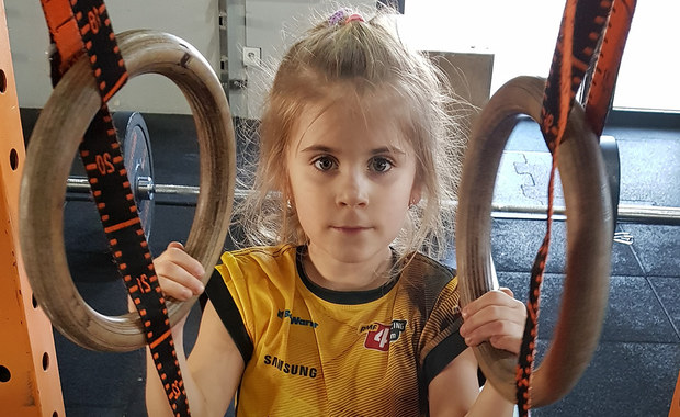Sposób na nudę w domu - WF dla dzieci z RMF4RT Gladiators