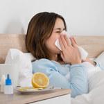 Sposób na sezonowe infekcje? Pomoże dbanie o zęby