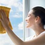 Sposób na szybkie mycie okien, bez smug