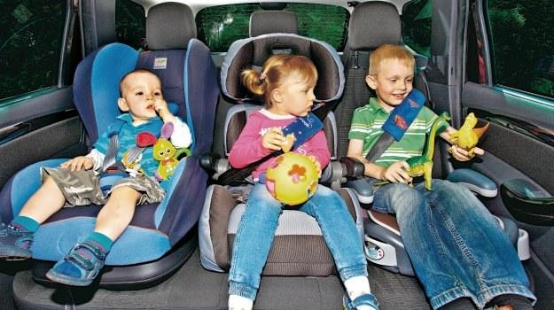 Sposoby na spokojną podróż z dziećmi /Motor