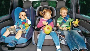 Sposoby na spokojną podróż z dziećmi