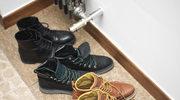Sposoby suszenia butów