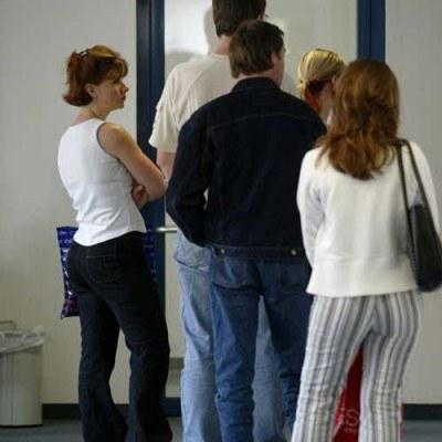 Spośród wszystkich miast grodzkich w Polsce większość notowała bezrobocie jednocyfrowe /AFP