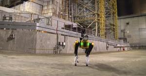 Spot bada elektrownię w Czarnobylu