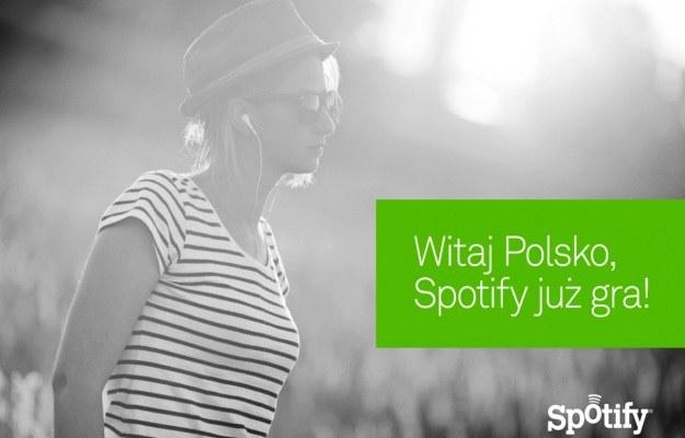 Spotify - czy ten serwis podbije polski rynek? Ma mocną konkurencję, nie tylko w postaci Deezera, ale przede wszystkim - torrentów /materiały prasowe