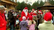Spotkali św. Mikołaja w Górecku Kościelnym