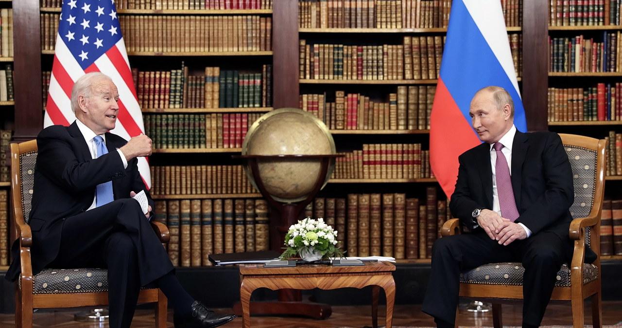 Spotkanie Biden – Putin w Genewie. Co o nim wiadomo?