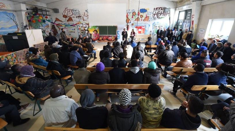 Spotkanie dla migrantów w lutym 2016 w Monachium, zdjęcie ilustracyjne /AFP