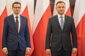 Spotkanie Duda-Morawiecki. Prezydent zorganizuje marsz 11 listopada