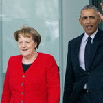 """Spotkanie Merkel i Obamy krytykowane. """"Duży błąd"""""""