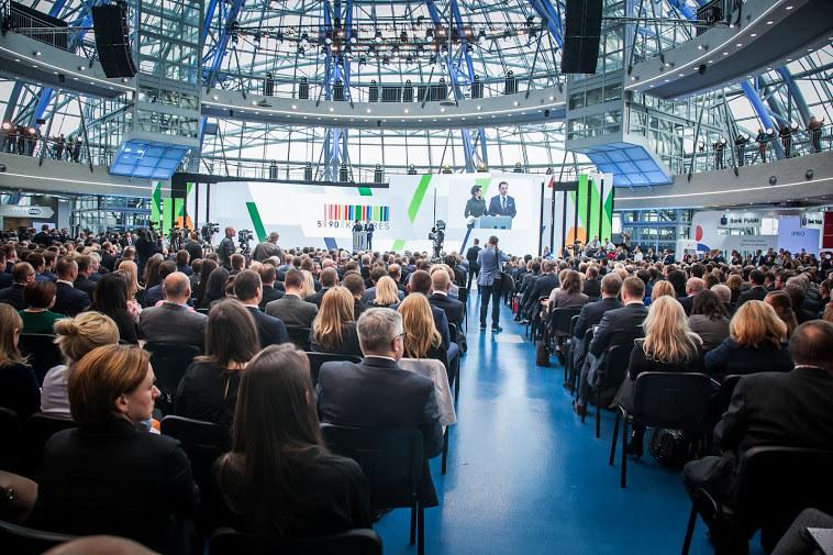 Spotkanie na szczycie- Kongres 590 /INTERIA.PL
