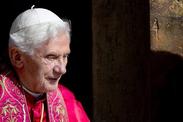 Spotkanie nie było przewidziane w oficjalnym programie wizyty papieża w Niemczech /PAP/EPA