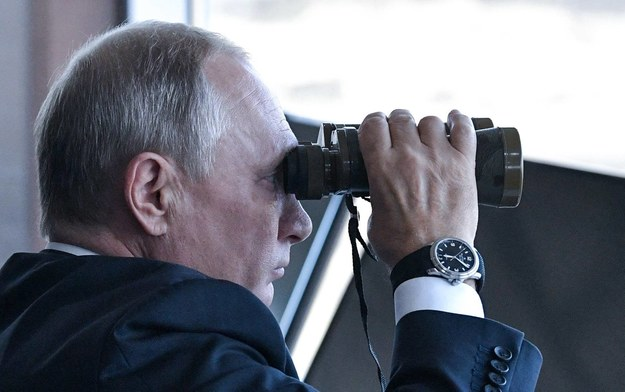 """Spotkanie Orban-Putin. Temat? """"Kwestie energetyczne"""" /ALEXEI NIKOLSKY / RIA-NOVOSTI /PAP"""