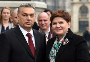 """Spotkanie Orban-Szydło. """"Polska zawsze będzie wspierała Węgry"""""""